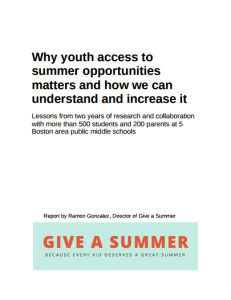 youth access summer