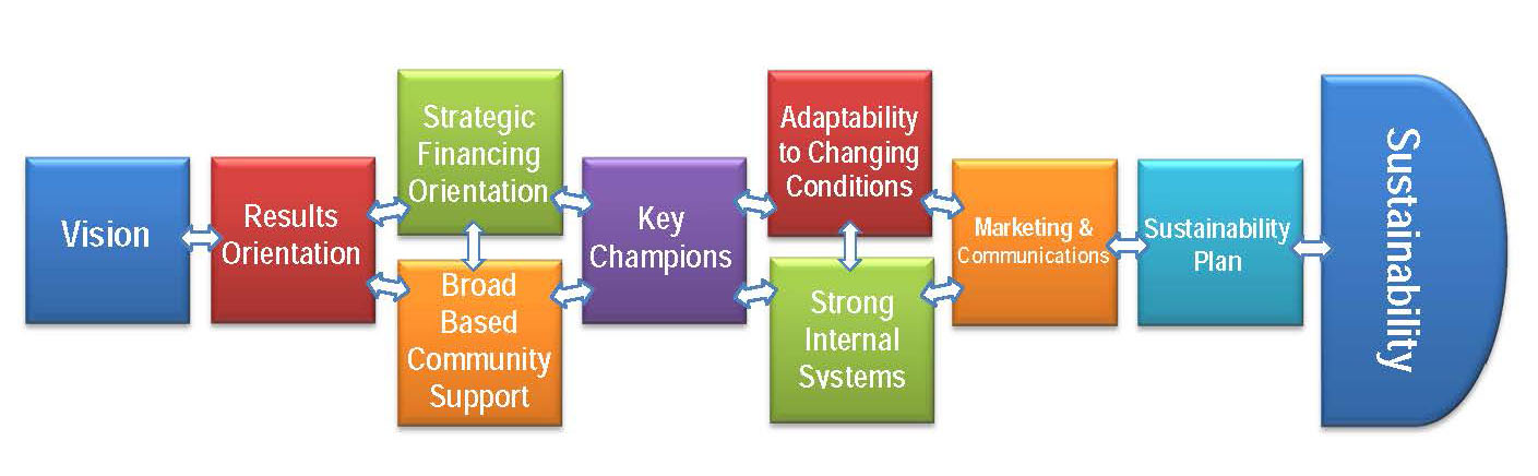 strategies for financial sustainability
